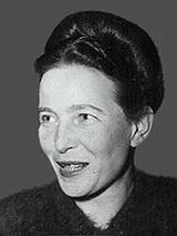 Beauvoir Simone de