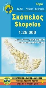 Σκόπελος [Χάρτης]