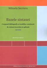 Bazele sintaxei
