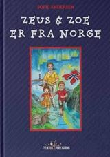 Zeus og Zoe er fra Norge