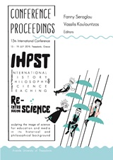 Conference Proceedings of the 15th International History, Philosophy and Science Teaching Conference (IHPST 2019)