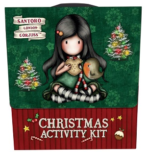 Χριστουγεννιάτικο κουτί δραστηριοτήτων, Christmas Activity Kit , , Χάρτινη Πόλη, 2020