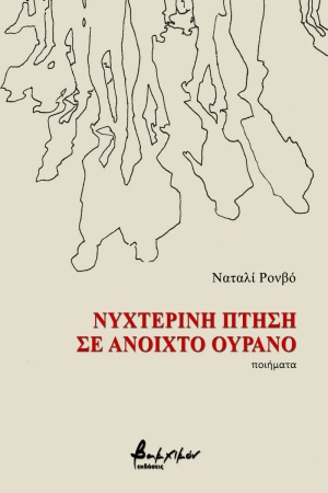 Νυχτερινή πτήση σε ανοιχτό ουρανό, , Ronvaux, Nathalie, Εκδόσεις Βακχικόν, 2020