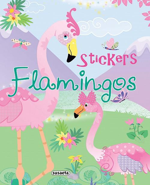 Flamingos stickers, , , Susaeta, 2020