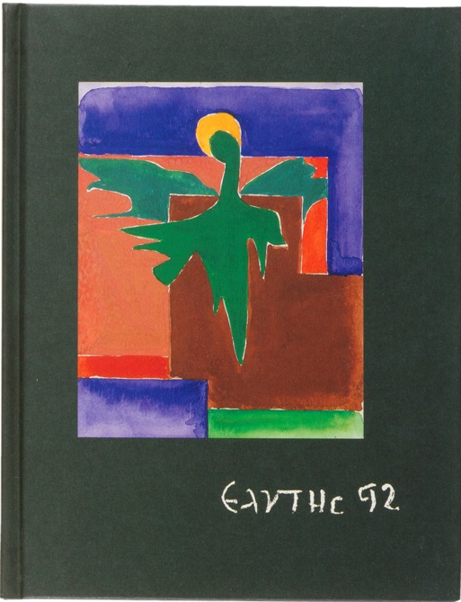 Οδυσσέας Ελύτης, , , Ίδρυμα Βασίλη και Ελίζας Γουλανδρή, 1992