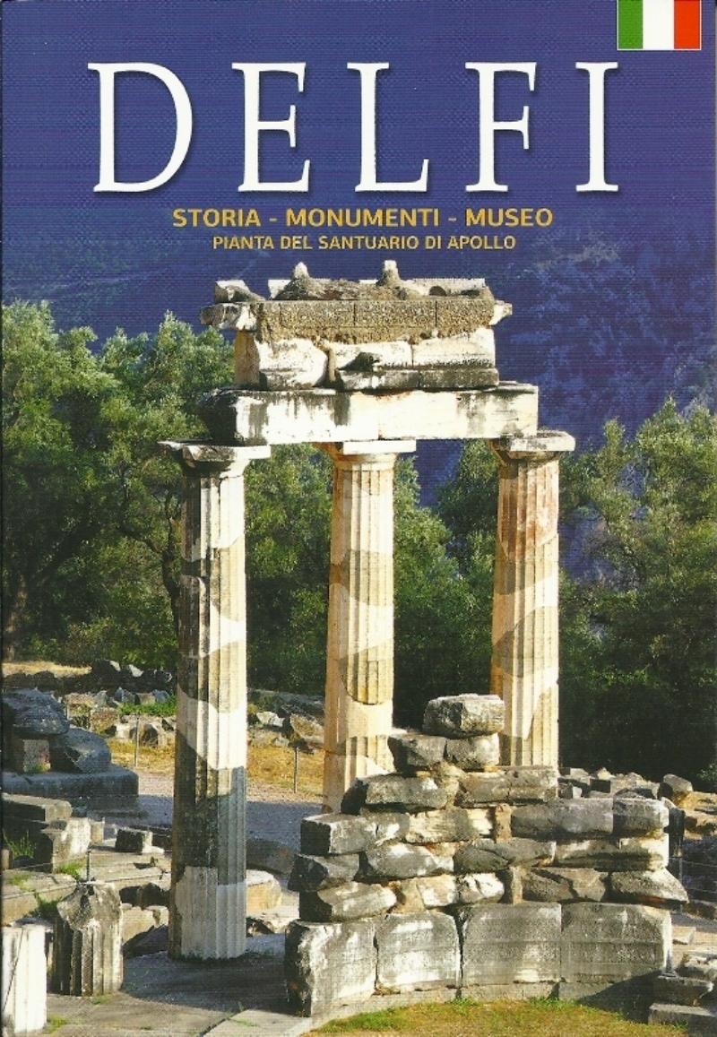 Delfi, Storia - Monumenti - Museo, Δρόσου - Παναγιώτου, Νίκη, Παπαδήμας Εκδοτική, 2018