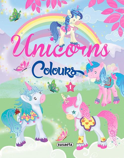 Unicorns Colours 1, , , Susaeta, 2021