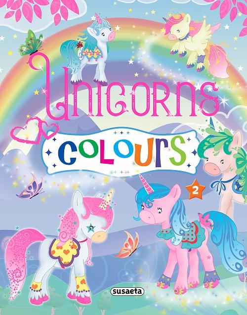 Unicorns Colours 2, , , Susaeta, 2021