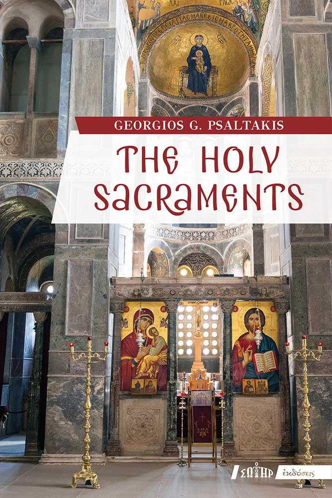The holy sacraments